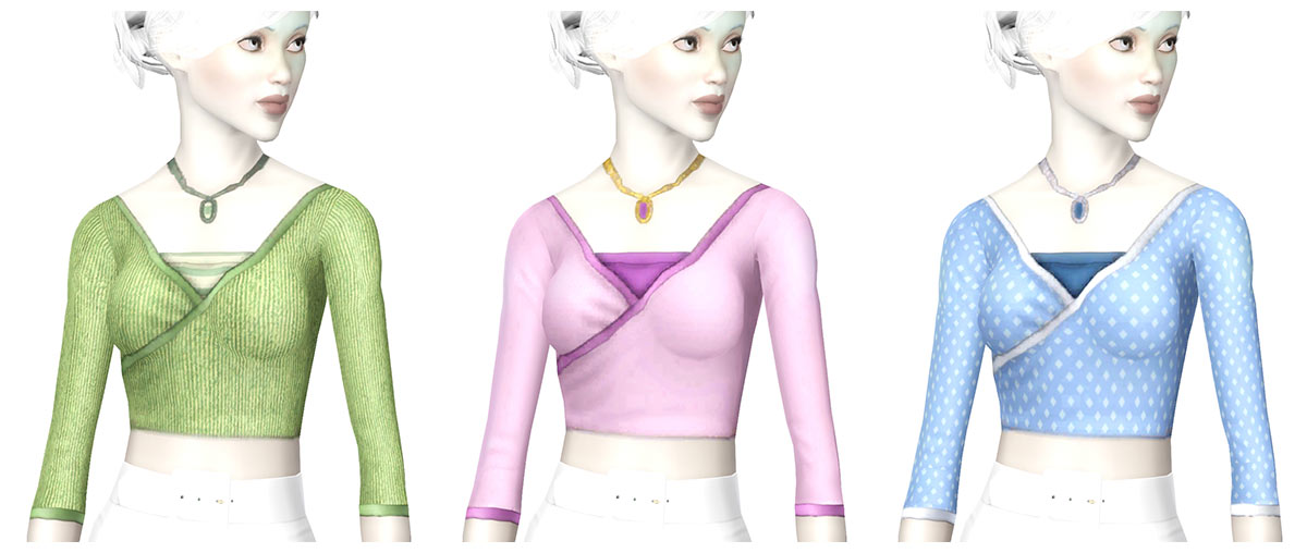 The Sims 3 Sexy Clothes Guide - Game