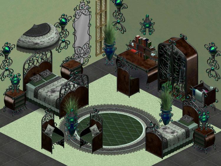 Parsimonious The Sims 1