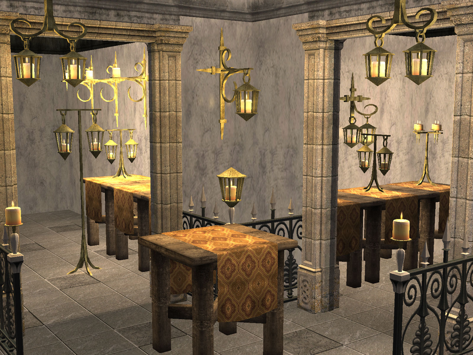 Sims 2 Downloads - japanese furniture - The Sims Resource