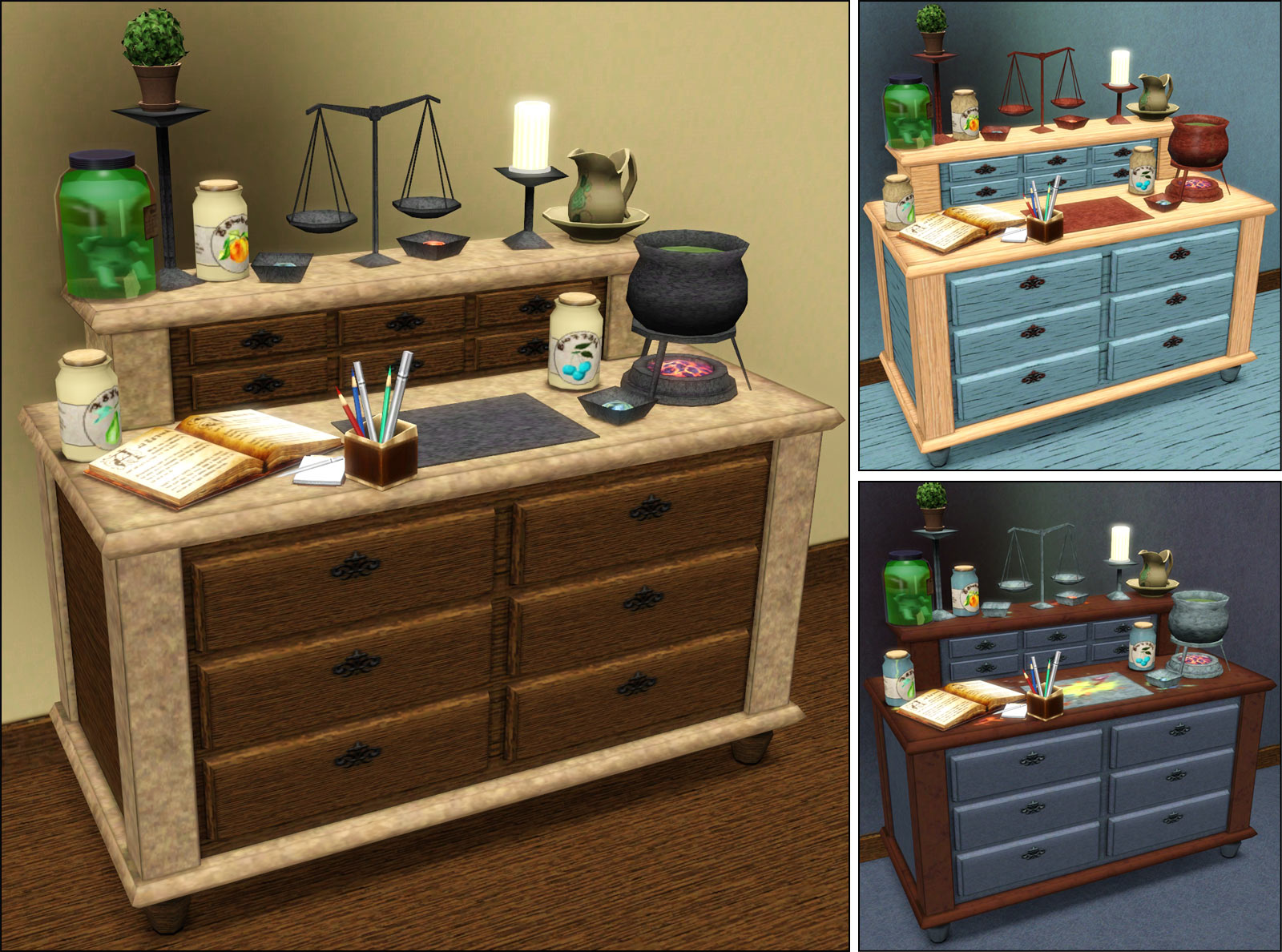 Parsimonious The Sims 3: Furniture