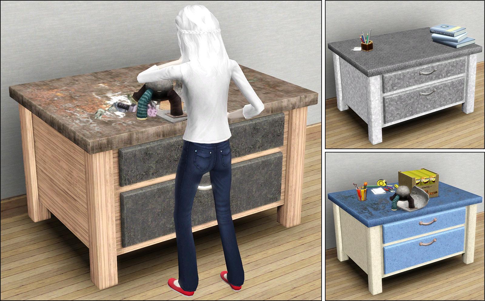 Parsimonious The Sims 3 Furniture
