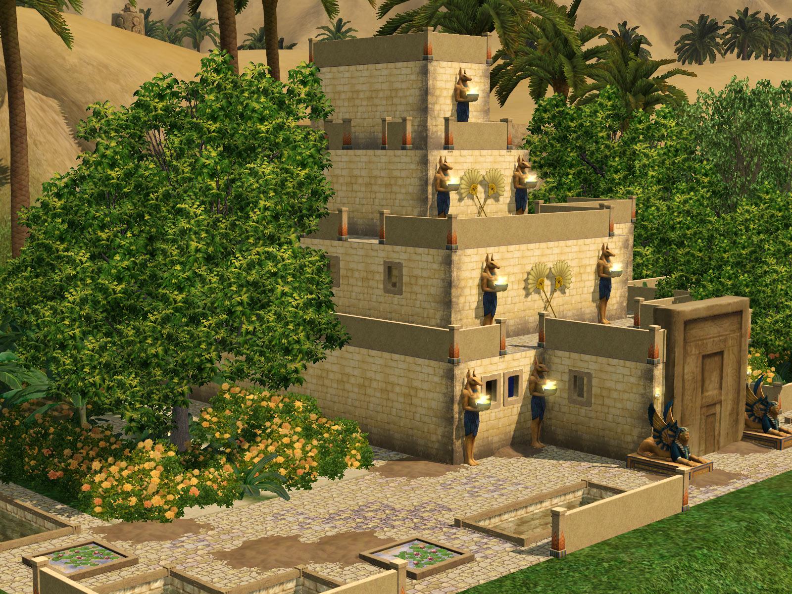parsimonious the sims 3 houses. Black Bedroom Furniture Sets. Home Design Ideas