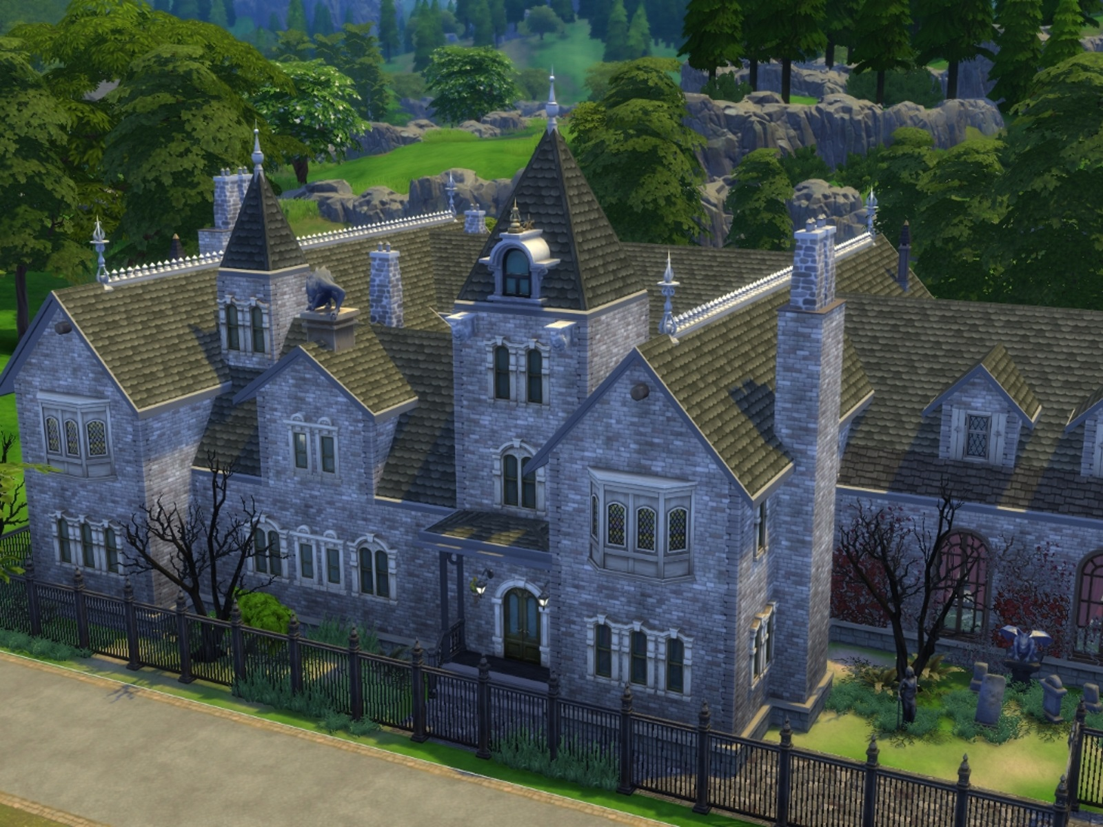Parsimonious The Sims 4