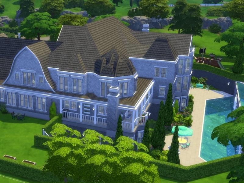 Parsimonious The Sims 4 Houses