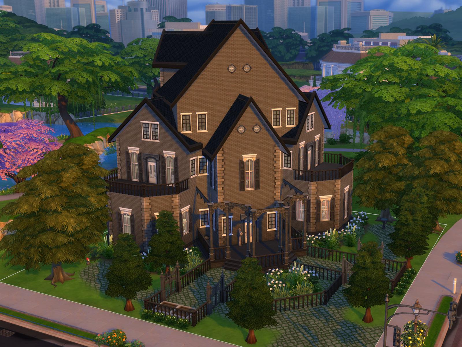 Parsimonious: The Sims 4