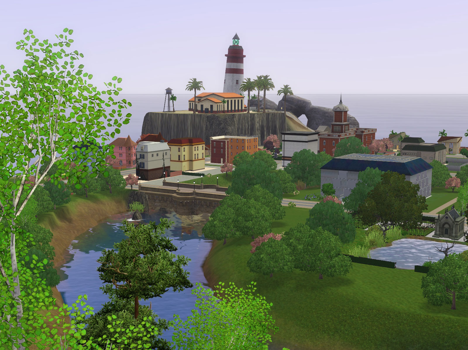 What is the best The Sims 3 world to play ? - Page 3 Sb-world-libertybay